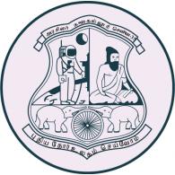Nandanam Arts College logo vector logo