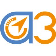 A3 Medya logo vector logo