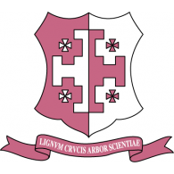 Denstone College logo vector logo