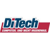 DiTech Computer logo vector logo