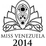 Miss Venezuela 2014 logo vector logo