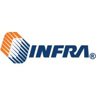 INFRA logo vector logo