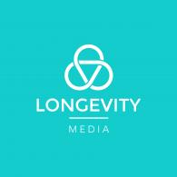 Longevity Media logo vector logo