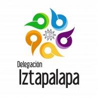 Delegación Iztapalapa logo vector logo