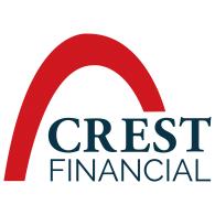 Crest Financial logo vector logo