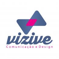 Vizive logo vector logo