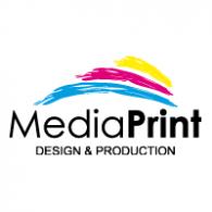 MediaPrint logo vector logo