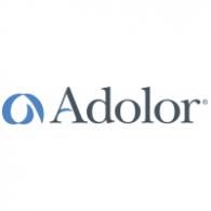 Adolor logo vector logo