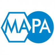 MAPA logo vector logo