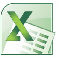 Microsoft Excel 2010 logo vector logo