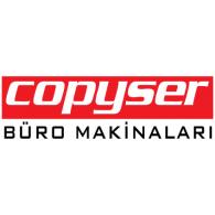 Copyser Büro Makinaları logo vector logo
