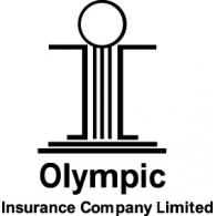 Olympic Insurance Company logo vector logo