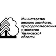 Министерство лесного logo vector logo