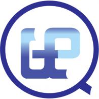 Gulf Palace logo vector logo