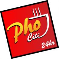 Pho Citi logo vector logo