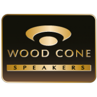 Wood Cone Speakers logo vector logo