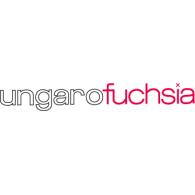 Ungaro Fuchsia logo vector logo