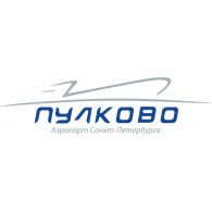 Аэропорт Пулково Санкт-Петербург logo vector logo