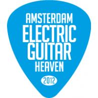 Amsterdam Electric Guitar Heaven logo vector logo