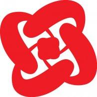 Flower Foundation logo vector logo