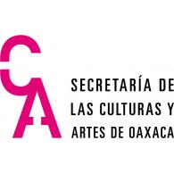 Secretaría de Las Cultura y Artes de Oaxaca logo vector logo