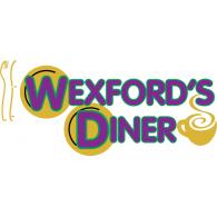 Wexford's Diner logo vector logo