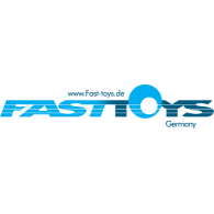 Fast Toys logo vector logo