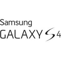 samsung galaxy s4 logo vector logo