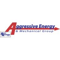 Aggressive Energy logo vector logo