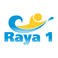 Raya 1 logo vector logo