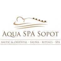 Aqua Spa Sopot logo vector logo