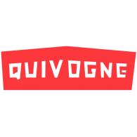 Quivogne logo vector logo