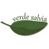 Verde Salvia logo vector logo