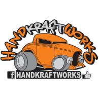HandKraft Works logo vector logo