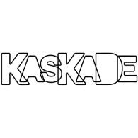 Kaskade logo vector logo