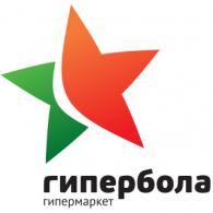 Giperbola logo vector logo