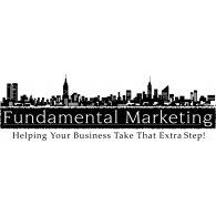 Fundamental Marketing logo vector logo