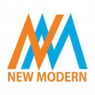 New Modern logo vector logo