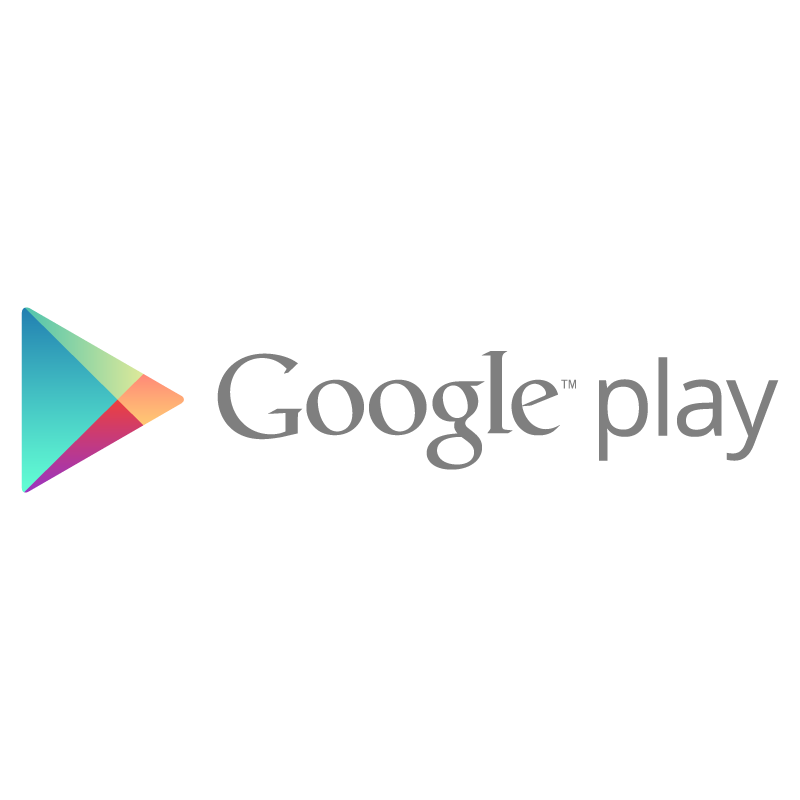 Google Play logo vector logo